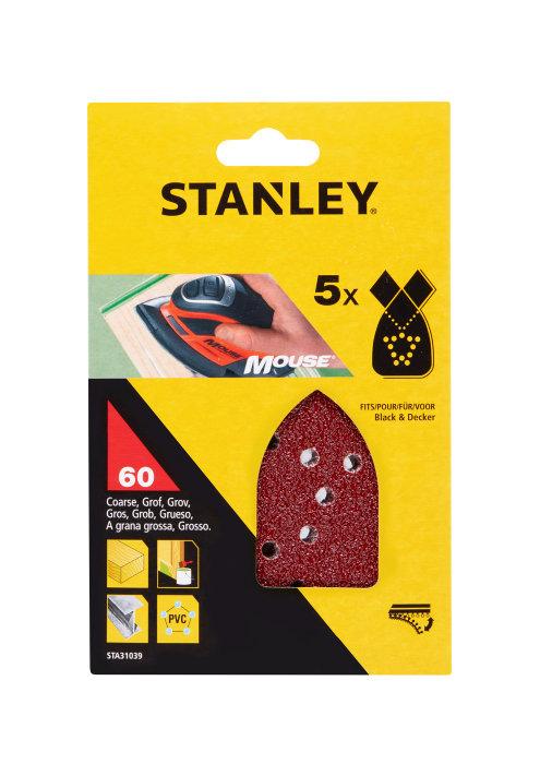Slippapper Mouse K60, Stanley