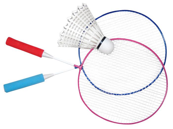 Badmintonset Mega