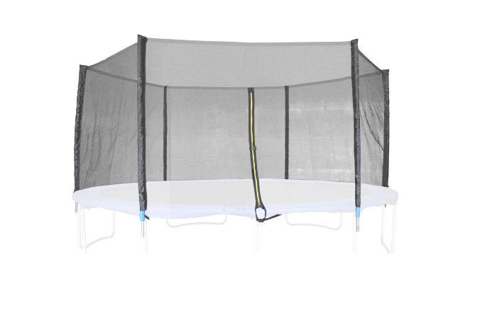 Sikkerhedsnet til trampolin Ø426 cm