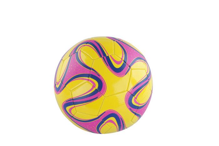 Fodbold PVC (læderlook)