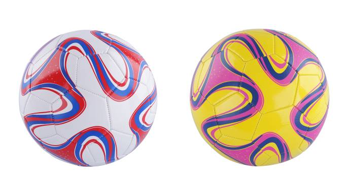 Fotboll PVC 22 cm
