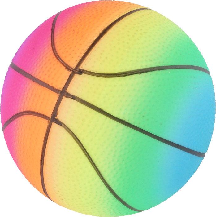Boll Neonfärgad 12 cm