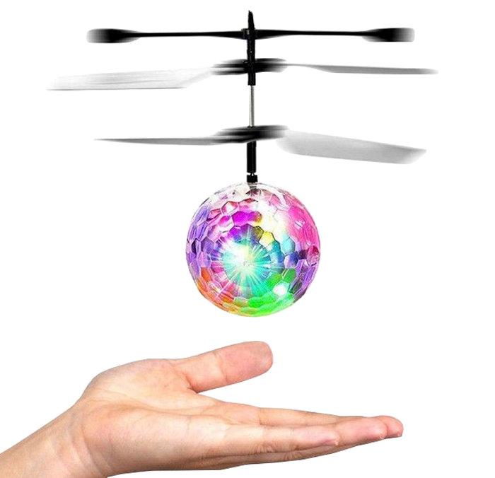 Flygande boll