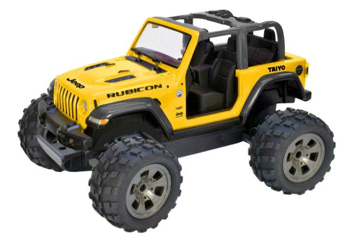 Radiostyrd Jeep