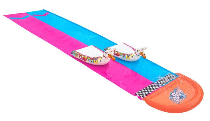 Dobbelt glidebane 4,88 meter - Bestway