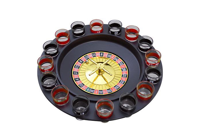 Shots roulette