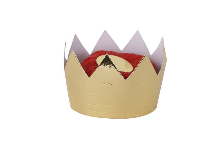 Dronningekrone til kattedronning