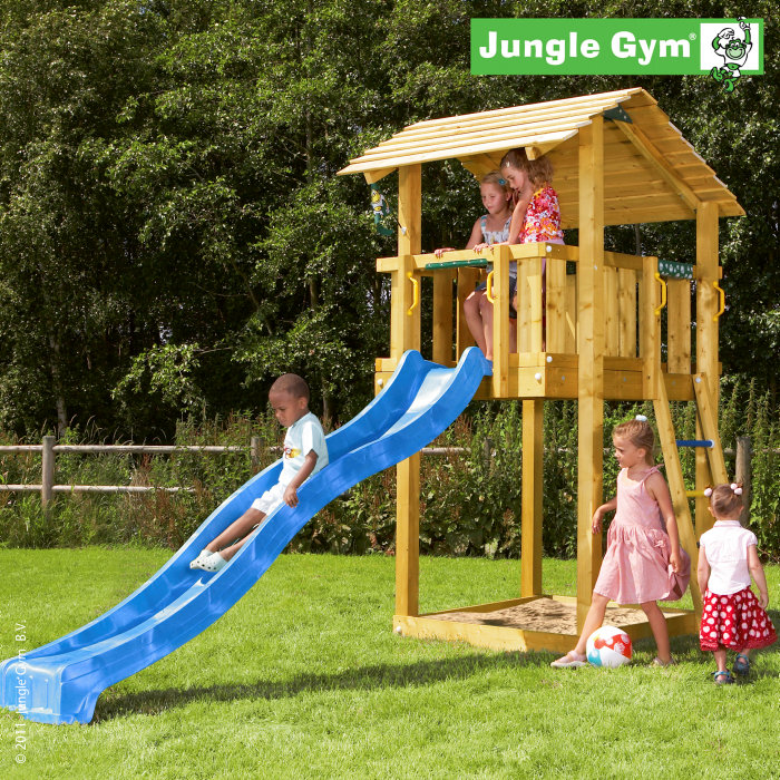 Jungle Gym Shelter legetårn