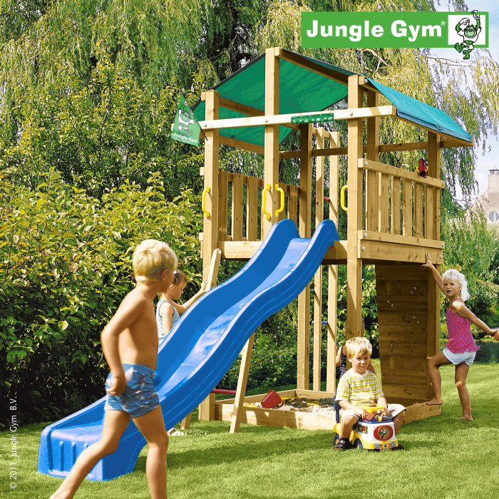 Jungle Gym Fort legetårn