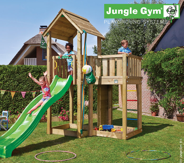 Jungle Gym Mansion legetårn