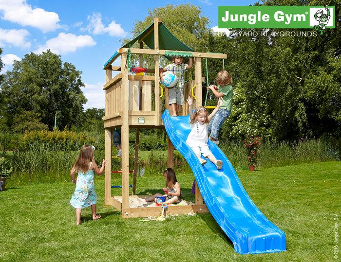 Jungle Gym Lodge legetårn