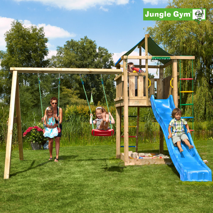 Jungle Gym Lodge m/gyngemodul