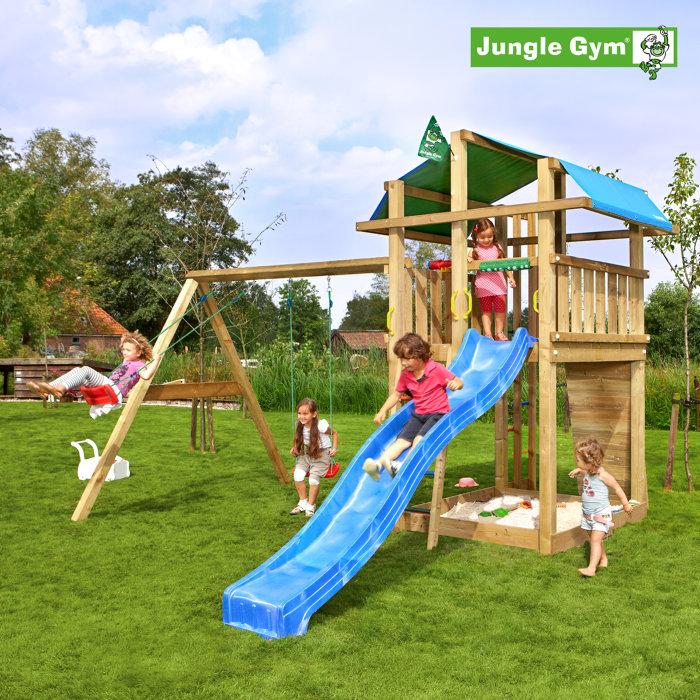 Jungle Gym Fort m/gyngemodul