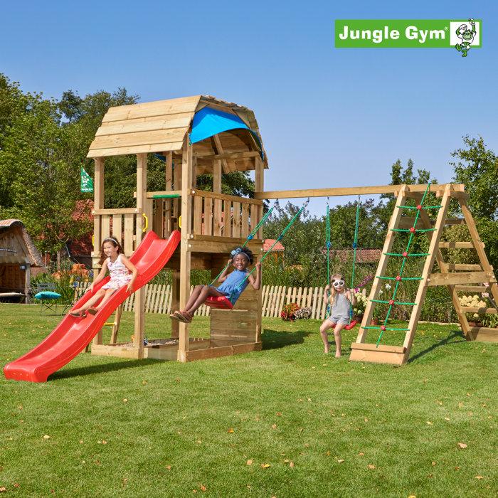 Jungle Gym Barn m/klatremodul