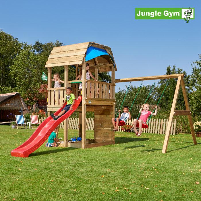 Jungle Gym Barn m/gyngemodul