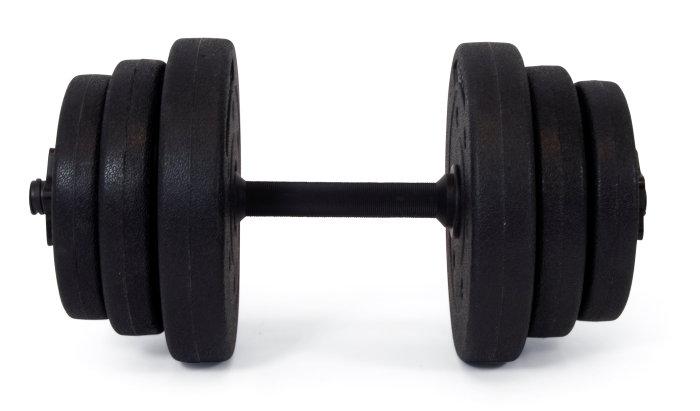 Håndvægt 10 kg