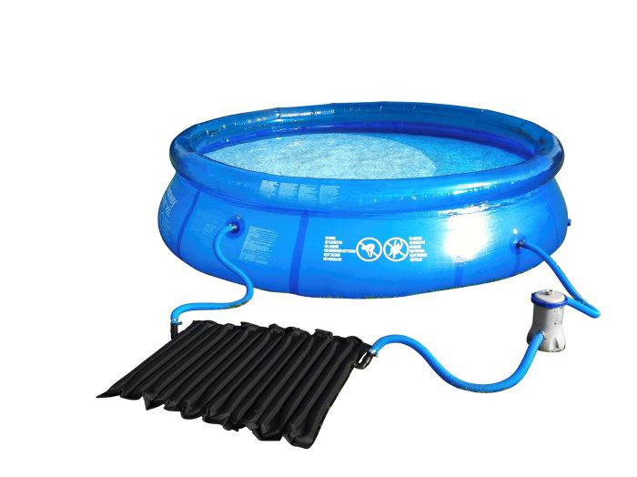 Solvarmer til pools Solarheater XP2- Swim & Fun
