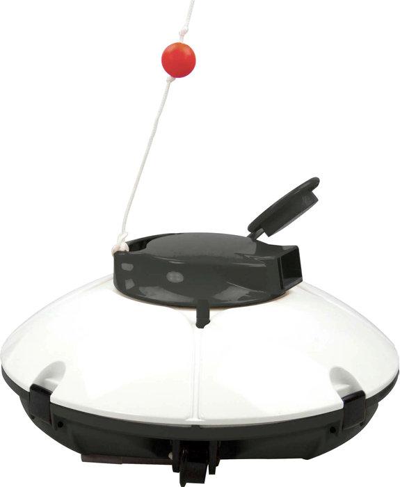 Poolrobot Frisbee