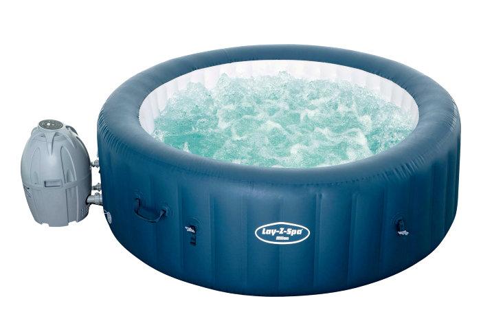 Lay-Z spa Milan spa pool 916 liter - Bestway