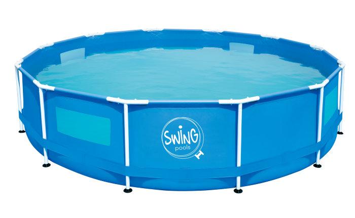 Swing Pool 8308 liter Ø3,66 meter - Swim & Fun