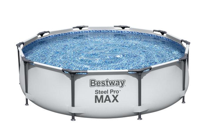 Bestway pool Steel Pro MAX Ø305 cm - 4678 liter