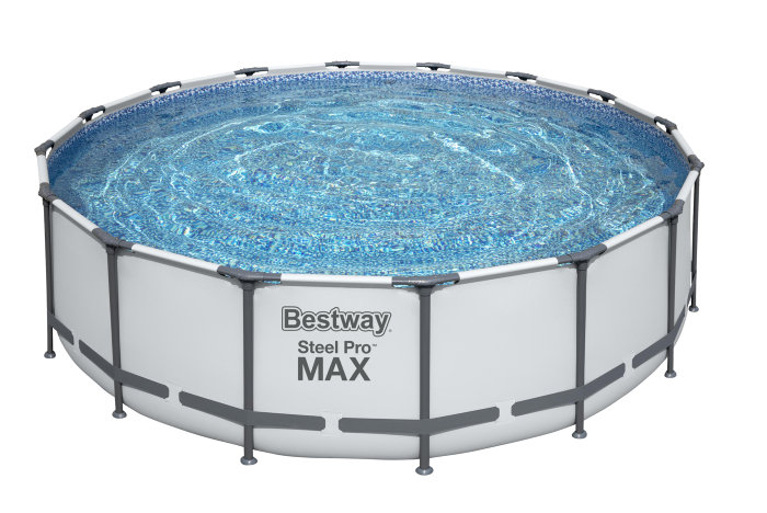 Bestway pool Steel Pro MAX Ø488 cm - 19480 liter