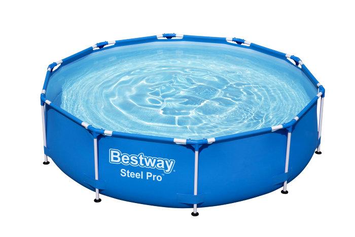Bestway pool Steel Pro Ø305 cm 4678 liter m/pumpe