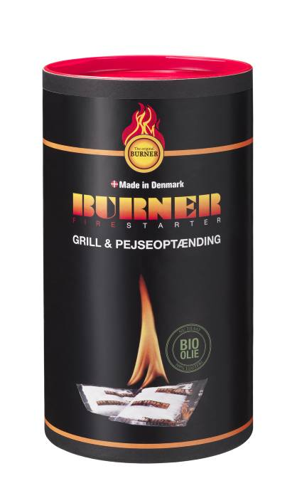 Tändblock Burner Firestarter 100 st