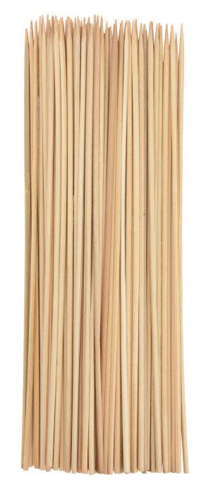 Kebab/grillspyd bambus 100 stk - Grillexpert