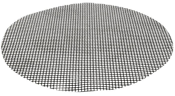 Grillmåtte nonstick 40,5 cm - Grillexpert