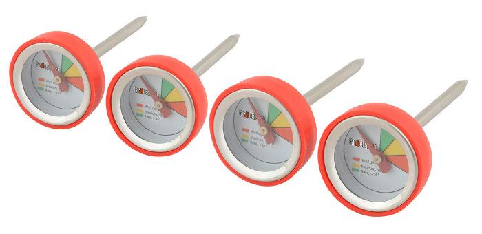 Stegetermometer 4 stk. - Grillexpert