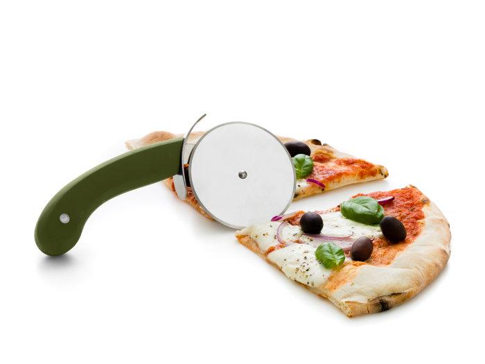 Pizzaskærer med hjul