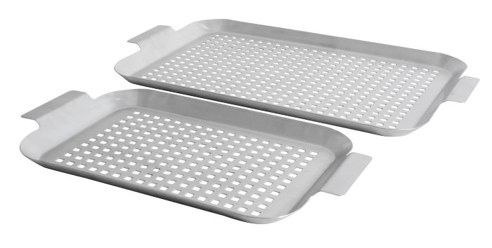 Grillfat 2-pack