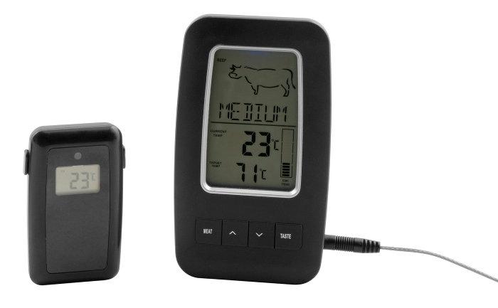 Stektermometer Trådlös