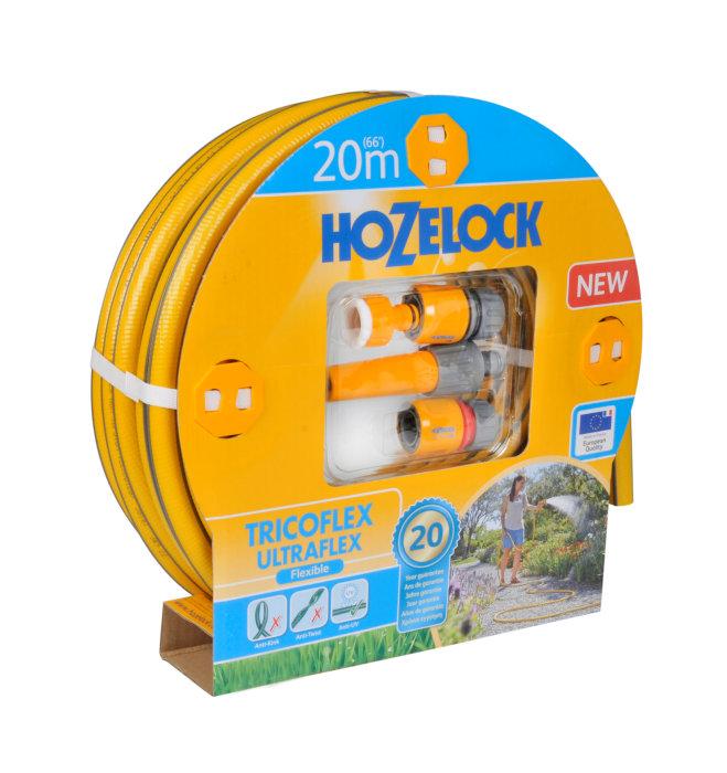Slangset Ultraflex Hozelock