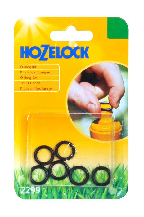 Hozelock O-ringsæt - 6 stk