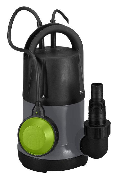 Dränkbar pump