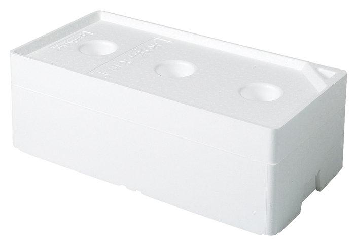 Selvvandingskasse - 79,6 x 39,8 x 29 cm