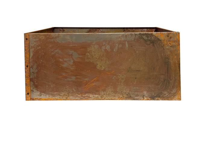 Kruka Rost 80 x 40 cm