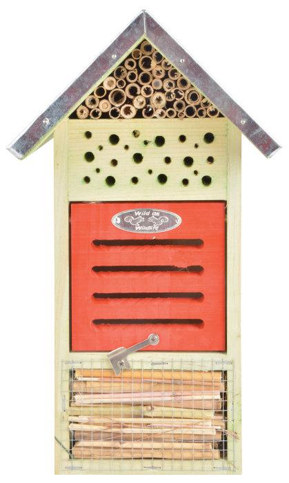 Insekthotel Anna 18,8 x 14,5 x 32,5 cm