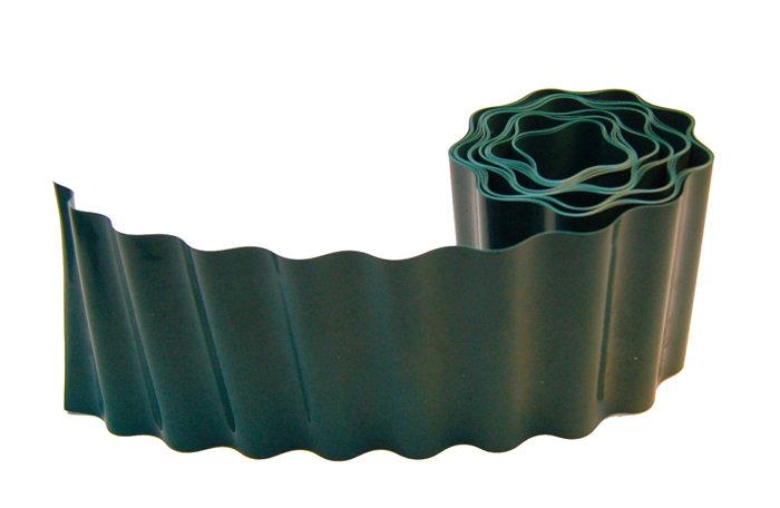 Rabattavgränsare plast