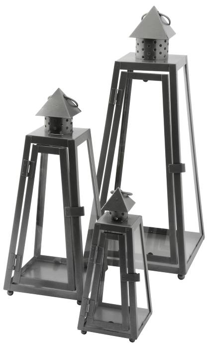 Fräscha Billigt pris på ljuslyktor i olika storlekar - jem & fix QH-07