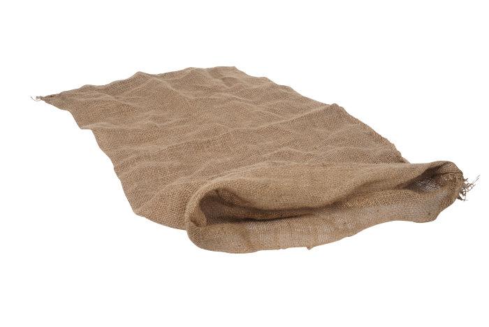 Potetsekk jute stoff 60 x 100 cm