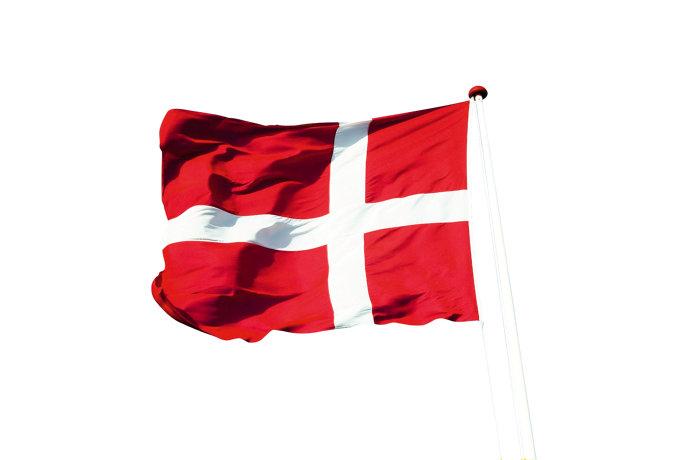 Dannebrogsflag 208 x 275 cm