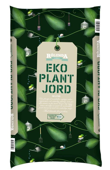Planteringsjord EKO Rölunda