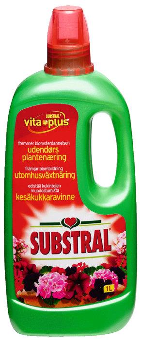 Substral udendørs plantenæring 1 liter