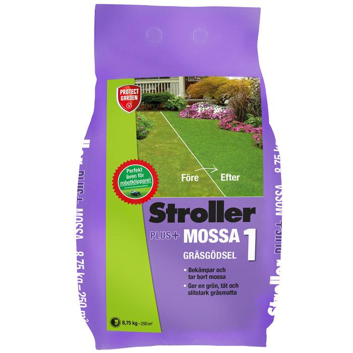 Stroller+ Mossa 8,75kg