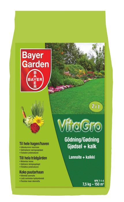 VitaGro Trädgårdsgödning