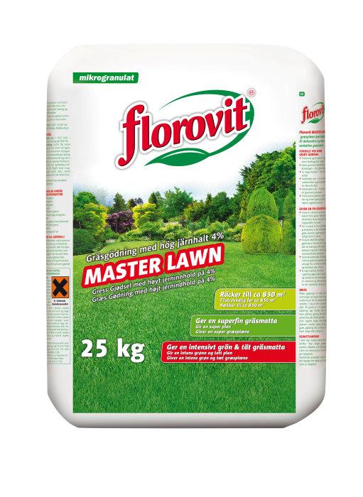 Gräsgödning Florovit 25kg