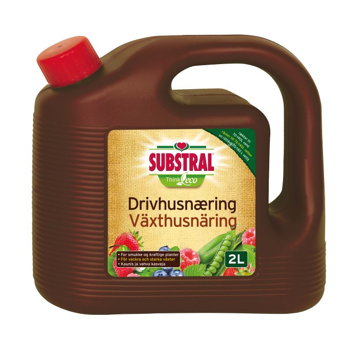 Substral Think Eco drivhusgødning 2 liter